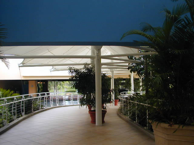 At Night Cerromar Is The Hening Place Attracts A Lot Of People Both From In And Outside Hotel